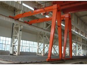 BMH型电动葫芦半门式起重机