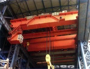 YZ125 50吨铸造起重机