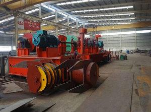 YZ铸造起重机125-40t-小车-
